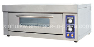 1deck 2-Tray Stainless Steel Infrared Baking Oven with CE pictures & photos
