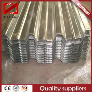 Prepainted Galvanized/Galvalume Corrugated Steel Board/Sheet