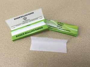 Richer Single Vertical Line Cigarette Rolling Paper Factory Sale pictures & photos
