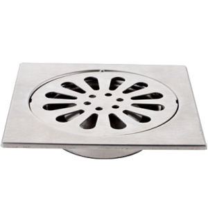 Stainless Steel Floor Drain/ Shower Room Drainage pictures & photos