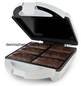Electric Browine Maker Brownie Maker Dessert Cup Maker Waffle Stick Maker Hot-Dog Maker Soft Pretzel Maker