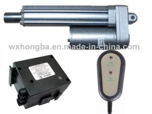 Actuator 1000n 12V Attuatore Elettrico 5mm/S, Compact Mini Motore Elettrico Attuatore Lineare pictures & photos