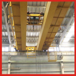 Double Beams Eot Overhead Crane (LH Model Electric Hoist)