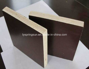 18mm Black and Brown Film Faced Plywood pictures & photos