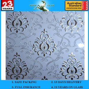 3-6mm Am-72 Decorative Acid Etched Frosted Art Architectural Mirror pictures & photos