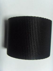 Factory Strong Black Nylon Webbing pictures & photos