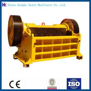 PE400*600 Mini Mobile Primary Jaw Crusher pictures & photos