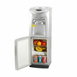 Hot Seller Water Dispenser / Water Cooler with 16L Fridge pictures & photos