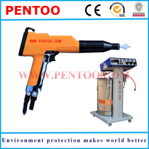 Powder Coating Spray Gun for Aluminum Profiles pictures & photos