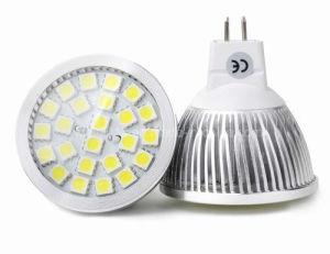 Dimmable Epistar 5050 SMD LED Bulb Down Light MR16 pictures & photos