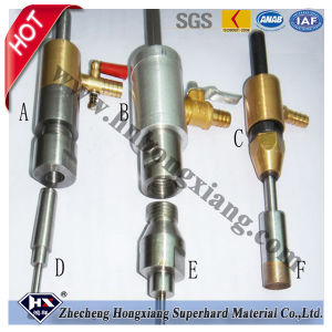 Water Drilling Adapter for Glass Drill Bit pictures & photos