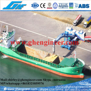 500t/H Wheel Mobile Continuous Ship Loader pictures & photos