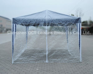 Pop-up Gazebo with PVC Cover (OCT-FG005+PC) pictures & photos