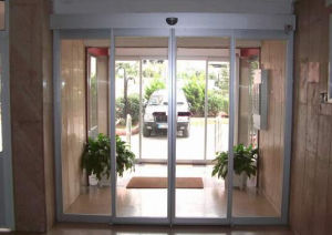 Profession Automatic Sliding Door Systems (DS200) pictures & photos