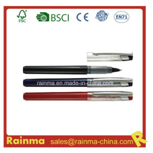 Liquid Ink Pen with Roller Nib pictures & photos