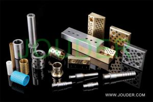 Jouder Precison Self-Lubricating Bush Made of Bronze and Graphite pictures & photos