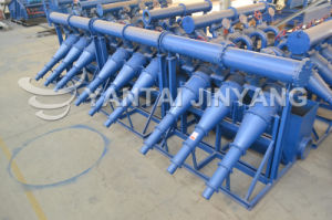 Efficient Concentration Hydrocyclone for Tailings Dewatering pictures & photos