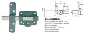 Bolt Lock (CS160LL 90) pictures & photos
