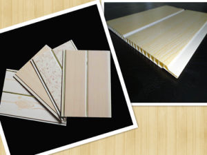 Waterproof PVC Kitchen Ceiling and Wall Decorative Panel (RN-151) pictures & photos