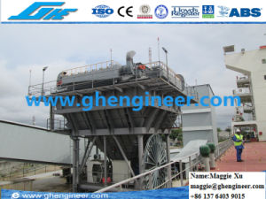 Port Used Rail Type Mobile Hopper for Bulk Cargo Coal Ore Unloading pictures & photos