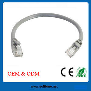 Cat5e/CAT6/Cat7 Network RJ45 Patch Cord pictures & photos