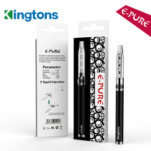 Hottest Design E-Pure 800 Puffs Vapor Starter Kit in Stock pictures & photos