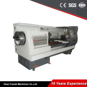 Cheaper CNC Pipe Thread Lathe for Sale (QK1322) pictures & photos