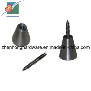 Stainless Steel Furniture Knob with Screw (ZH-MK-005)