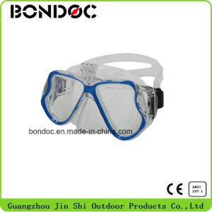 High Quality Fashionable Diving Mask with Gopro Amount pictures & photos