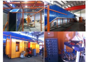 Complete Powder Coating Line-Exported Into Europe pictures & photos