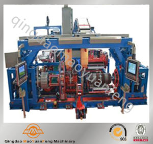 Building Machine of Motorcycle Tyre with ISO pictures & photos