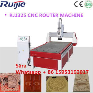 China Wood CNC Router Machine, CNC Router 1325 with CE pictures & photos