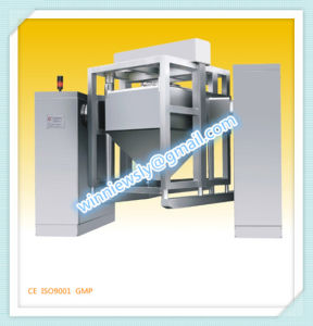 Pharmaceutical Chemical Food Fully-Automatic Powder Lifting Mixer