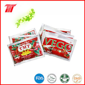 70g Sachet Tomato Paste From Chinese Tomato Paste Factory pictures & photos
