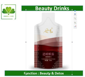 Reverse Time Liquid Anti Age Beauty Drinks, Natural Antioxidant Fruit Drinks pictures & photos