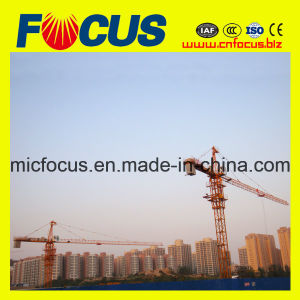 Good Quality Max. Load 10t Building Tower Crane for Construction Machinery pictures & photos