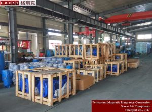 Rotary Screw Air Compressor Wind Fan pictures & photos
