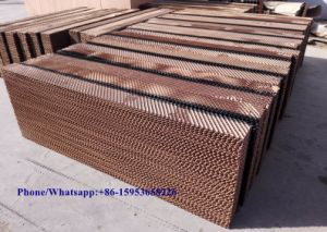 7090 Cooling Pad/Honeycomb Cooling Pads/ Evaporative Cooling Pad for Poultry Farm pictures & photos