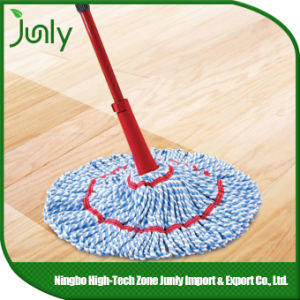 Floor Cleaning Easy Mop Magic Twist Mop pictures & photos