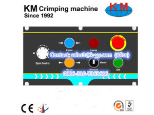 Km-91h-5, Newest Button Type, Hydraulic Hose Crimping Machine, up Tp 2-1/2′′ Inch. pictures & photos