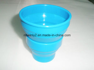 Silicone Foldable Cup pictures & photos