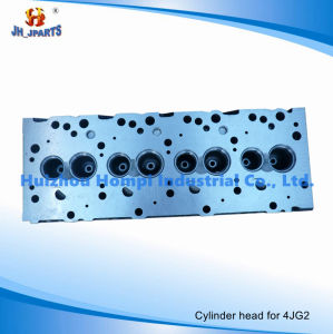Engine Cylinder Head for Isuzu 4jg2 8-97086-338-2 8-97035-518-0 pictures & photos