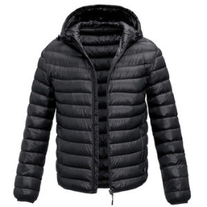China Fashion Men′s Lightweight Down Jacket (AM091) - China ...