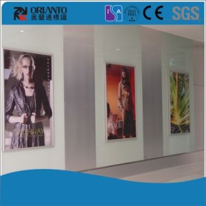 Aluminium Open Type Slim Light Box pictures & photos
