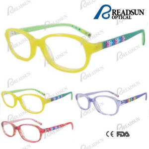 Rubber Eyeglass Frames For Toddlers : China Children Optical Frames with Acetate Frame and ...