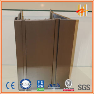 Aluminum Profiles for Construction Mechanical Component (ZW-ME-013)