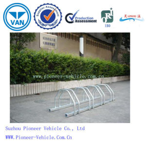 Outdoor Steel Cycle Rack for Secure Parking (ISO SGS Approved) pictures & photos