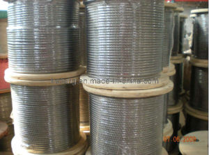 Ss Wire Rope Inox Cable pictures & photos