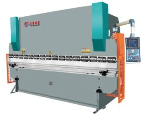 CNC Hydraulic Bending Machine for Sheet Metal Plate pictures & photos