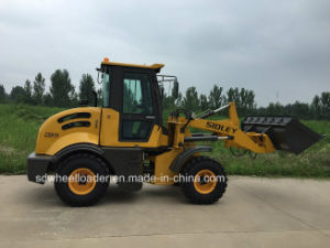 Crx CS915 Multifunctional Pilot Quick Hitch Mini Loaders pictures & photos
